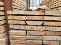 доска обрезная 25х150х6000 цена за куб