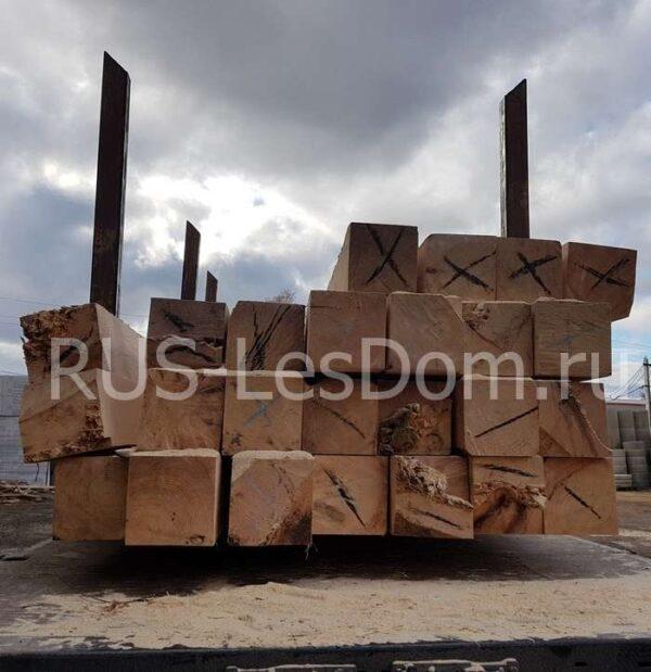 Брус 200х200 цена за куб