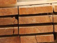 Доска лиственница обрезная 25х200х6000 цена